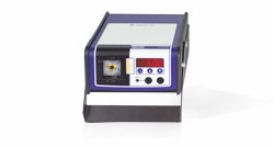 Portable temperature calibrators