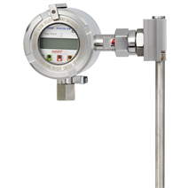 Magnetostrictive level transmitter