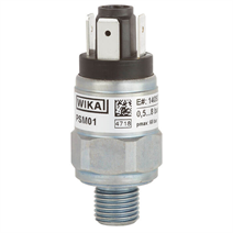 Compact pressure switch