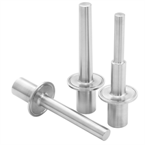 Sanitary thermowell TW60 (solid machined)
